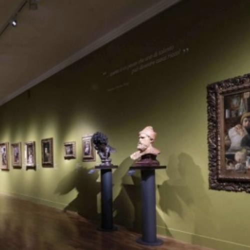 L'Impressionismo a Palazzo Zevallos, da De Nittis a Gemito