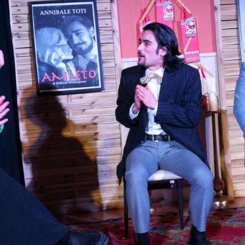 Caserta, la Compagnia della Città dà lezioni di teatro solidale