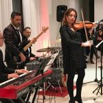 la violinista Fabiana Sirigu