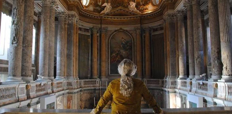 San Sebastiano day, concerto in Cappella Palatina alla Reggia