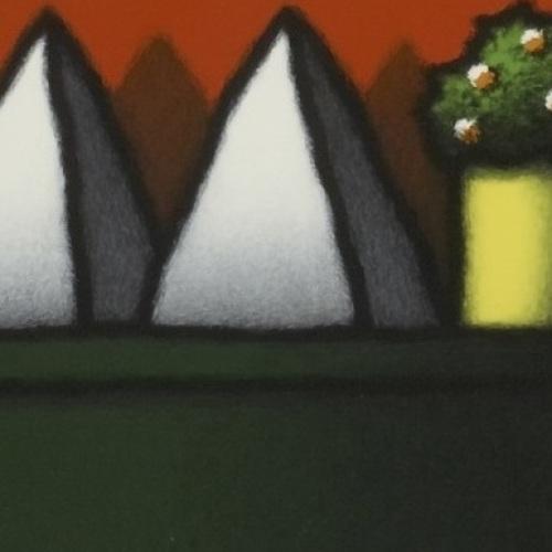 L'arte di Tino Stefanoni entra alla Reggia di Caserta