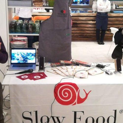 Caserta, anche in Campania e Basilicata l'Alleanza Slow Food