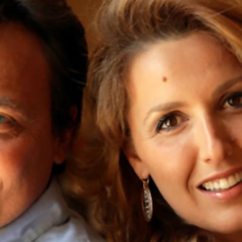 Al Ricciardi di Capua con Eduardo Tartaglia e Veronica Mazza