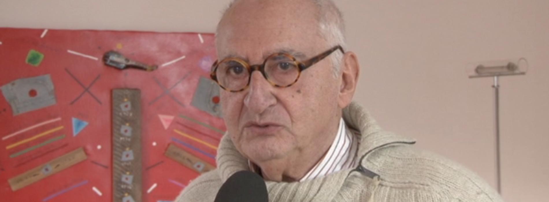 Buon compleanno al maestro Donzelli, a maggio alla Biennale