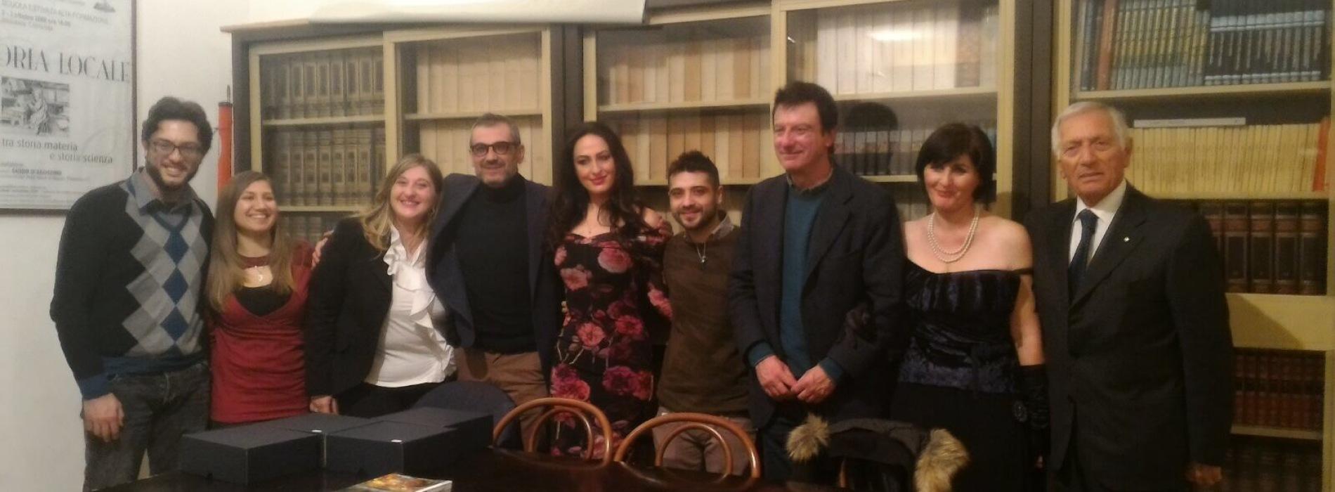 Piedimonte Matese, a Ottavio Lucarelli il premio Bruno Miselli