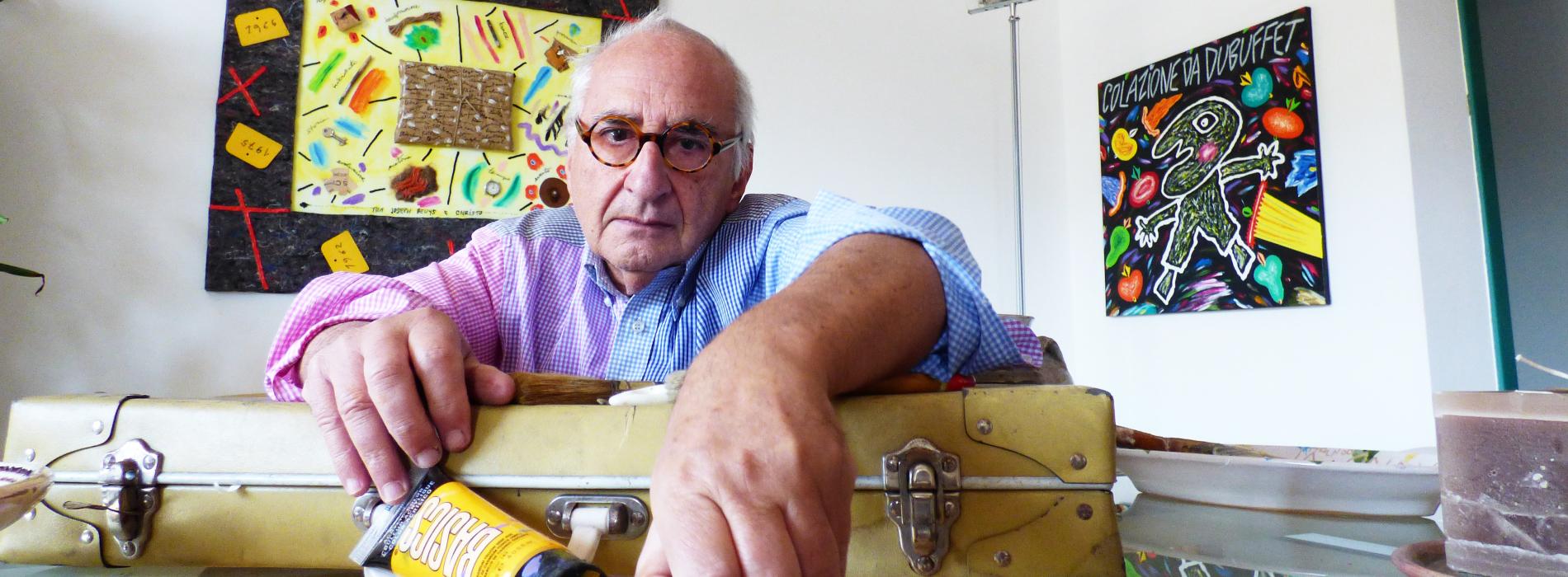 Giornata del Contemporaneo, Bruno Donzelli da Arterrima