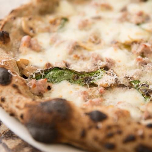 Solo per Caserta, la pizza di Casa Vitiello nel Salotto in Cucina
