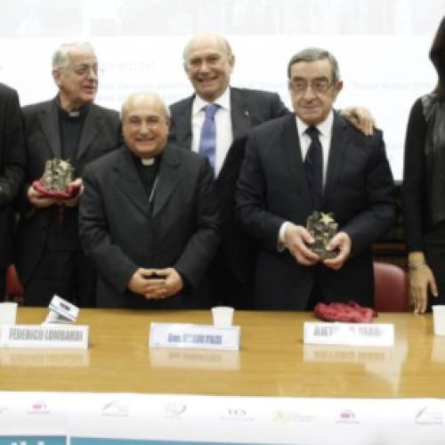 Dieci anni di Buone Notizie, il premio della Civitas Casertana