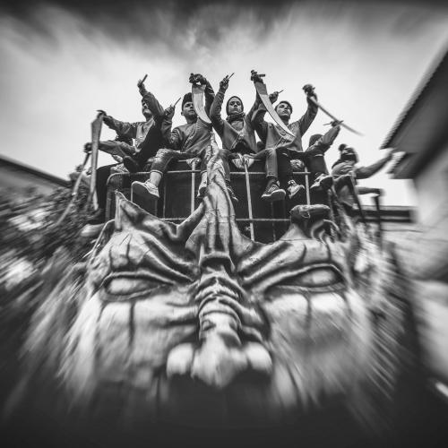 S'accendono i fuochi, è Sant'Antonio a dare inizio al Carnevale