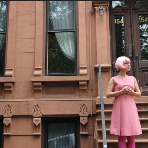 Al Pan di Napoli le foto di Francesca Tilio, la vita è tutta rosa