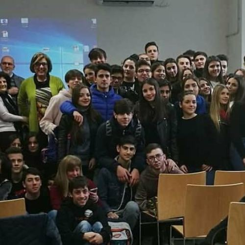 Fondi europei. Open Data Day al liceo Fermi di Aversa