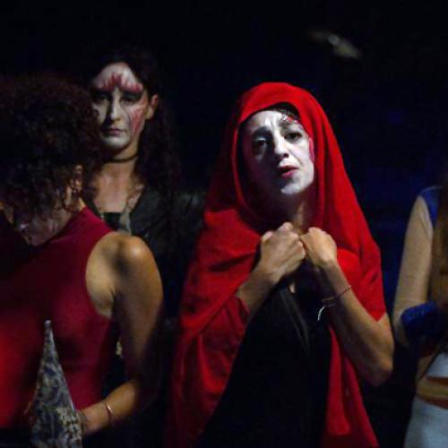 Teatro Elicantropo, in scena Maledetti di Salvatore Cantalupo