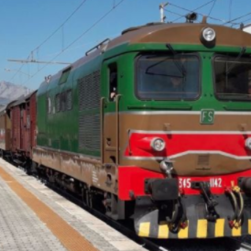 Binari senza tempo. In treno a Pietrelcina con Fondazione FS