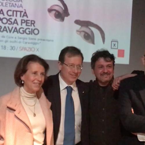 Serata Caravaggio, allo Spazio X di Caserta il fascino di Napoli