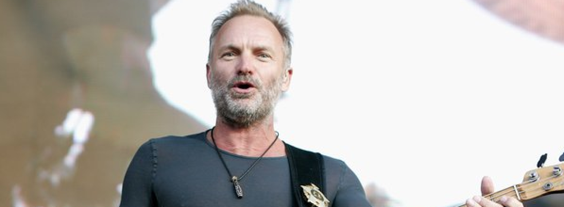 savethedate! Sting sarà a Napoli il 30 luglio all'Arena Flegrea