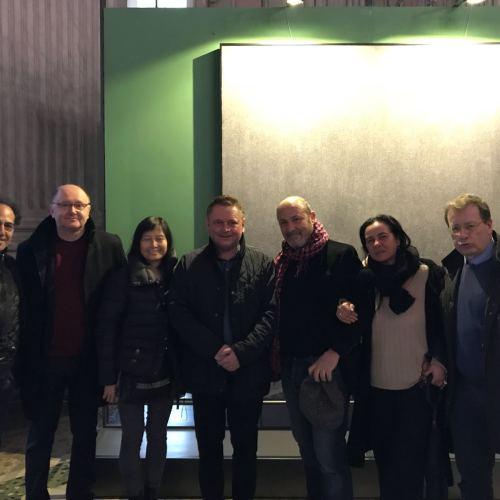 Terrae Motus, Sergio Fermariello è protagonista alla Reggia
