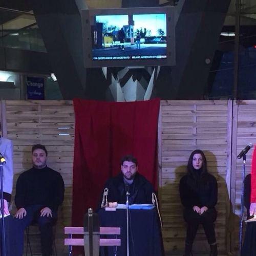 Deportati nelle stazioni della Campania, l'opera di Patrizio Ciu