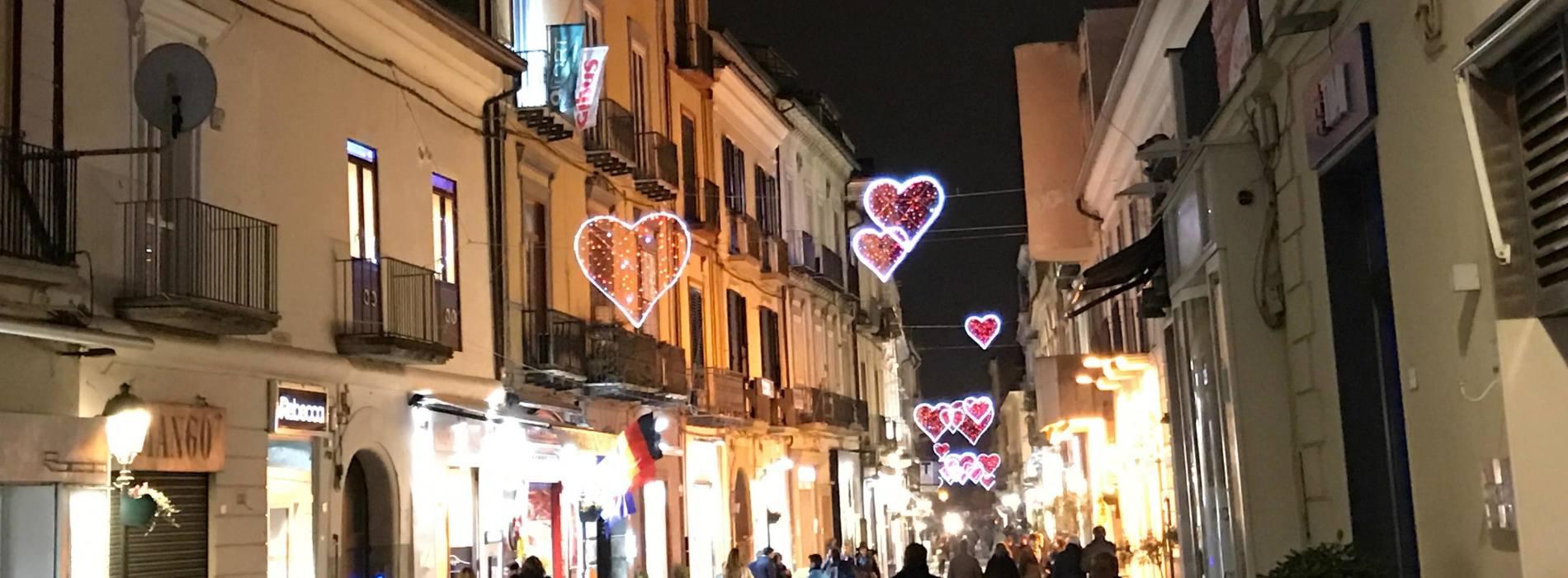 Valentine's day, tutta Caserta innamorata nel giorno di festa