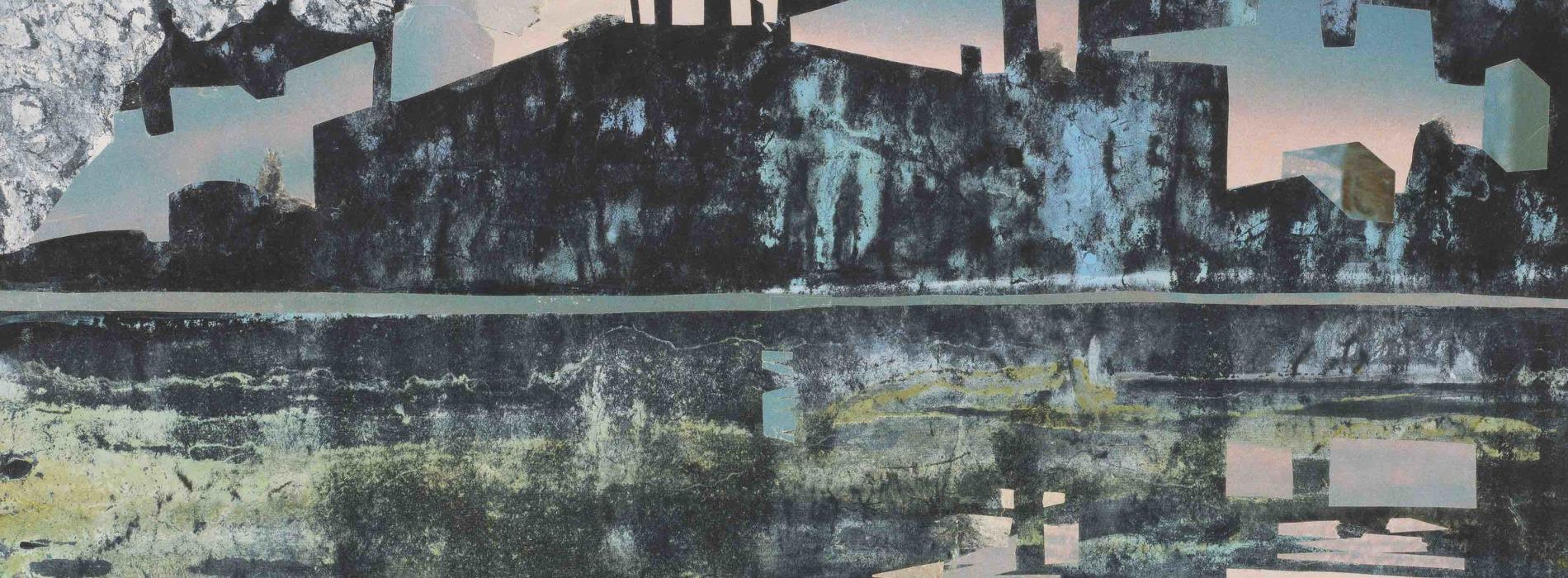 Omaggio a Sara Giusti, le sue città sull'acqua invadono il PAN