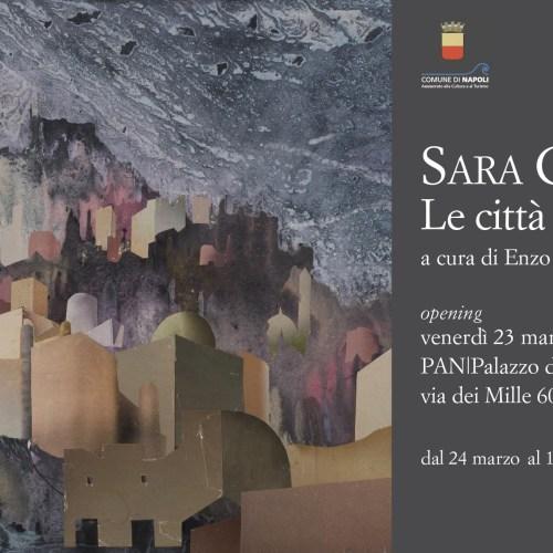Sara Giusti. Omaggio al Palazzo delle Arti di Napoli