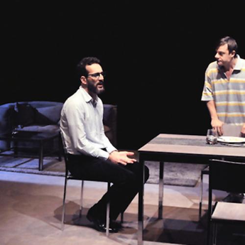 Orphans, il noir di Dennis Kelly al Teatro Nuovo di Napoli