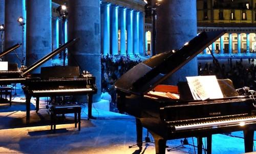 Piano City torna a Napoli. Il pianoforte protagonista