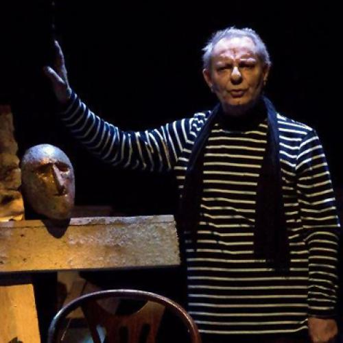 Teatro Nuovo. Enzo Moscato con Raccogliere & Bruciare