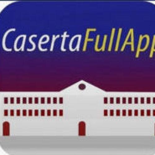 Caserta Full App, tutta la città è in rete. Sul proprio cellulare