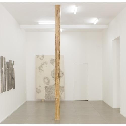 Prima. L'artista Ivano Troisi alla Galleria Nicola Pedana