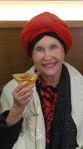 Barbara Rose cocktail