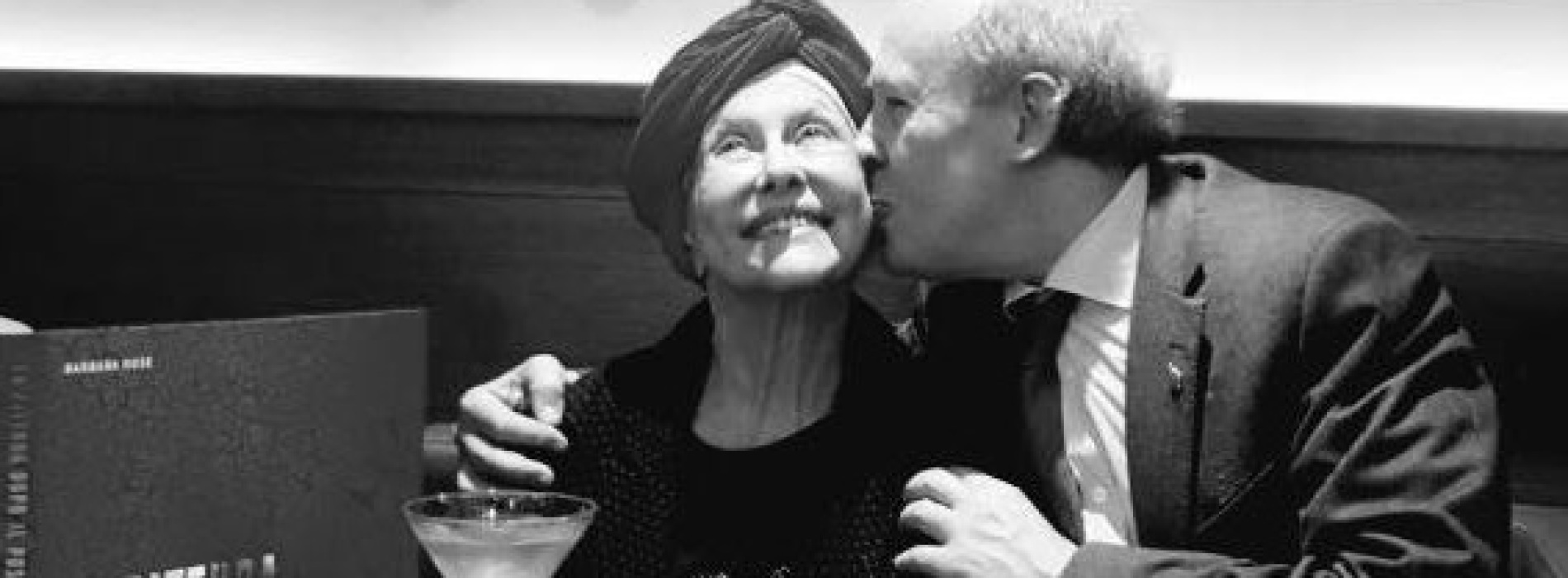 Giacomo Serao, il cocktail al bacio per salutare Barbara Rose