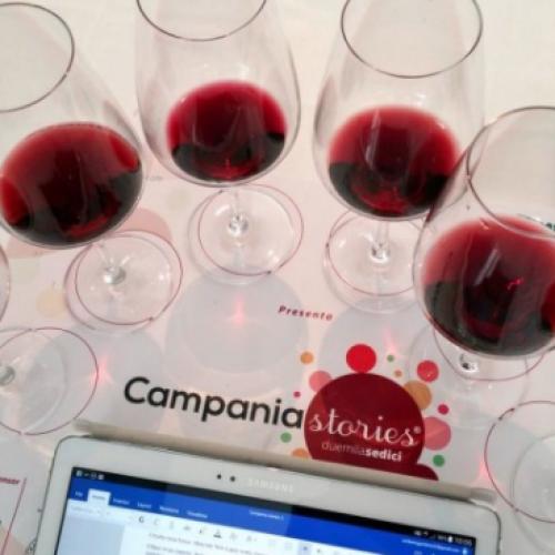 Campania stories, i vini di eccellenza nella Reggia di Caserta