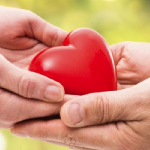 Caserta, venti anni di donazioni. Un messaggio di amore