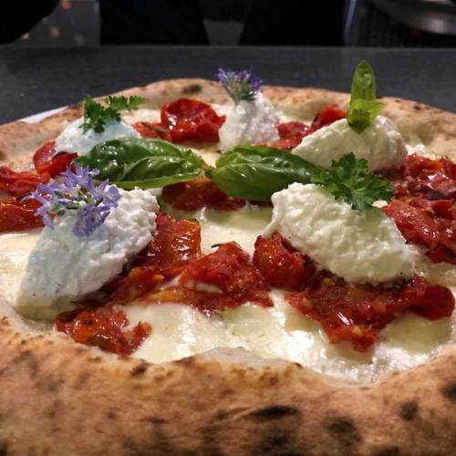 La Burrata di Bufala, ecco la proposta della pizzeria NonSoKe