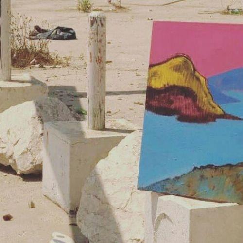 Caserta, la pittura di Domenico Napolitano va a PuntoeAccapo