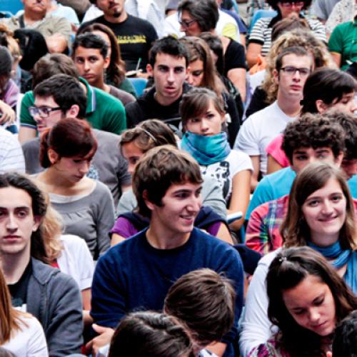 Europe is Culture. A Caserta i giovani dei Paesi della Ue