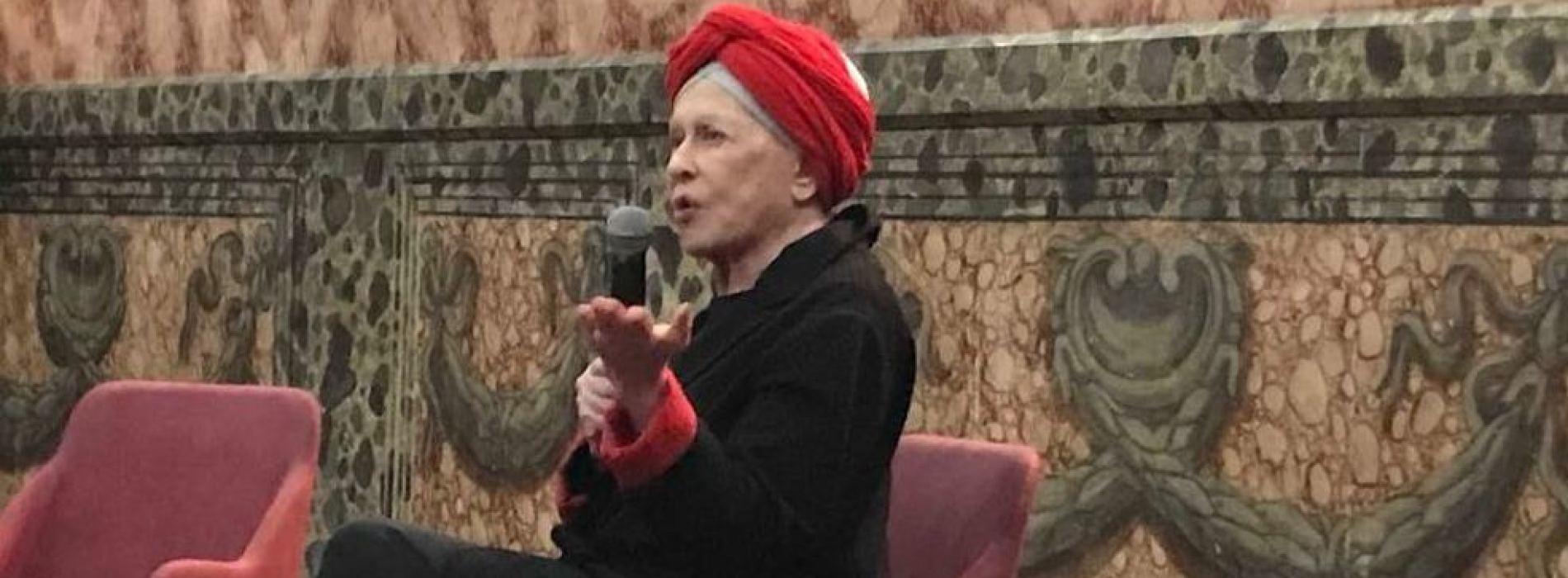 """Il """"sogno"""" di Barbara Rose alla Reggia di Caserta"""
