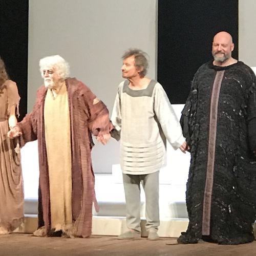 Glauco Mauri torna al Comunale con il mito dei miti, Edipo
