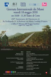 Locandina Festa dei Museii