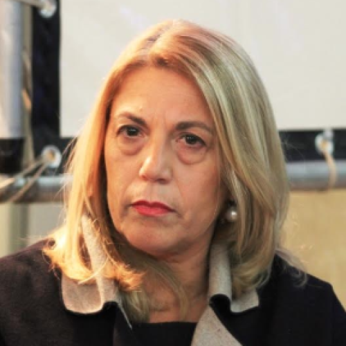 Gabriella Maria Casella, presidente Tribunale di Santa Maria Capua Vetere