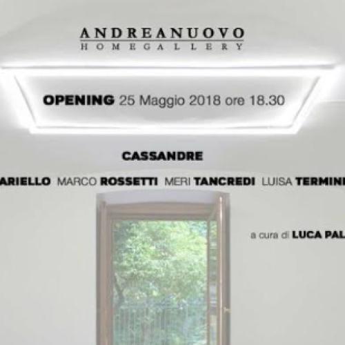 Napoli, apre la Andrea Nuovo Gallery. Artisti come Cassandre