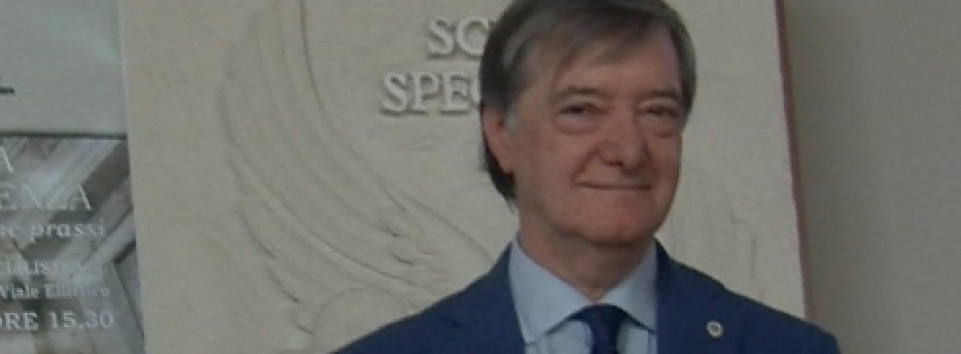 Alessandro de Donato, presidente Consiglio Notarile Caserta