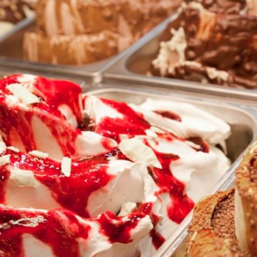 Festa del gelato. Dolce week-end a Caserta