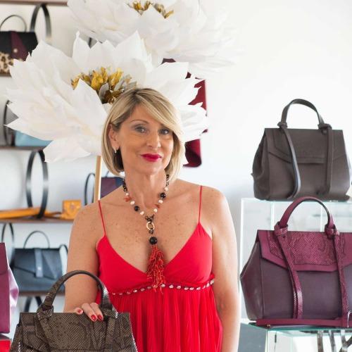 La Capua che fa moda, Cocktail Event del brand borse Kilesa