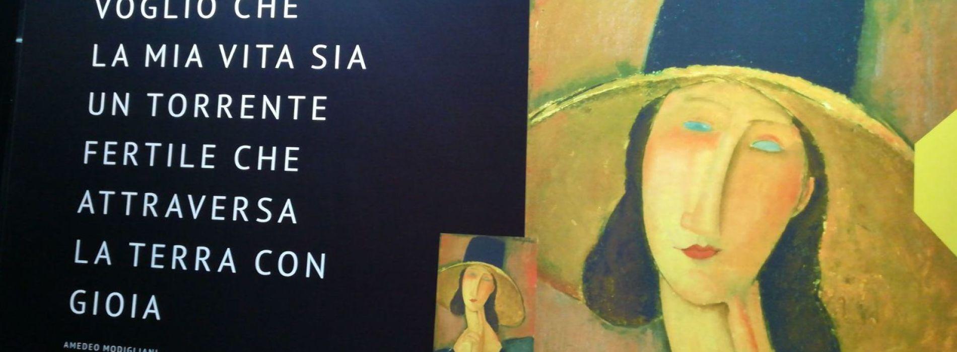 Amedeo Modigliani va in scena alla Reggia di Caserta