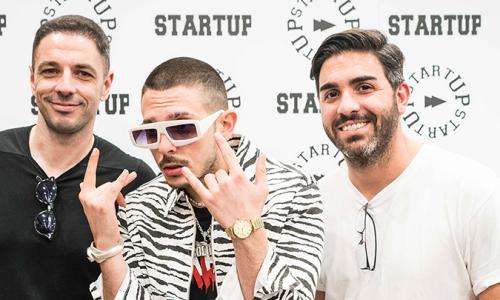 StartUp arriva a Napoli.  Testimonial il rapper Enzo Dong