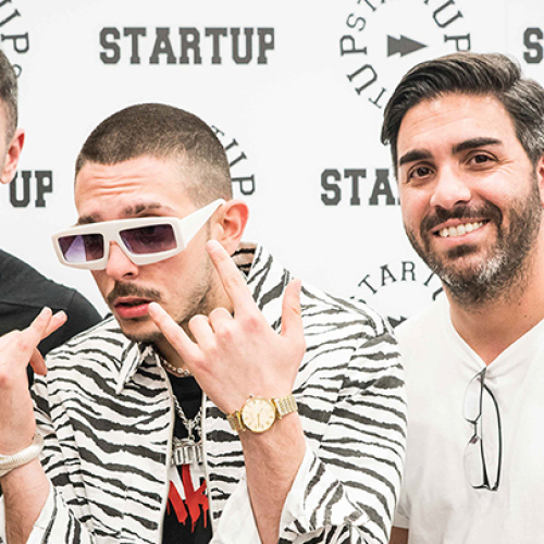 StartUp arriva a Napoli.  Testimonial il rapper Enzo Dong