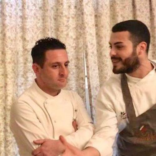Fuochi e forno in Casa Vitiello, a Caserta la pizza si fa stellata