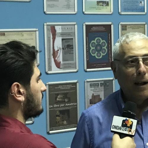 """""""Napoli Spal a Spal Napoli"""", Mariniello al Giordani di Caserta"""