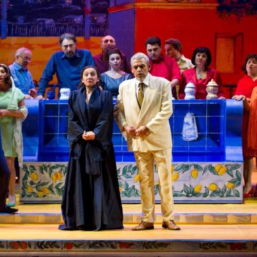 A Caserta l'estate è da re, c'è un Donizetti giocoso nell'Aperia